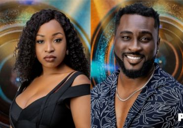 BBNAIJA S6: JACKIE B TELLS PERE OF HER PAST RELATIONSHIPS, SAYS SHE'S READY TO FIND LOVE AGAIN