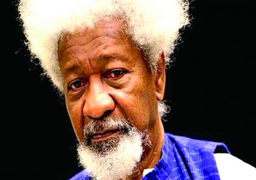 WOLE SOYINKA: BUHARI'S REGIME HAS LOST ENTHUSIASM FOR FIGHT AGAINST CORRUPTION