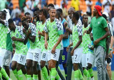 NIGERIA'S SUPER EAGLES DROPS TO 36TH POSITION IN FIFA WORLD RANKING LIST