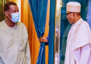 BUHARI COMMISERATES WITH ADEBOYE, MEMBERS, URGES THEM TO FIND COMFORT IN THE SCRIPTURES