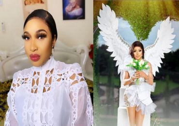 TONTO DIKE WRITES BOBRISKY ON HIS BIRTHDAY