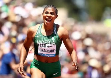 ADMINISTRATORS WERE BUSY FIGHTING FOR POWER, THOSE WHO HAVE NO PASSION FOR SPORTS SHOULDN'T BE INVOLVED,  SAYS OKAGBARE