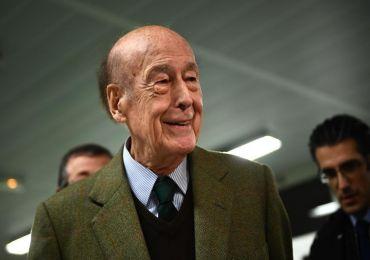 FRANCE'S FORMER PRESIDENT VALERY GISCARD D'ESTAING DIES AT 94