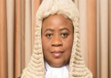 Breaking News: Justice Monica Dongban-mensem Confirmed As Appeal Court President