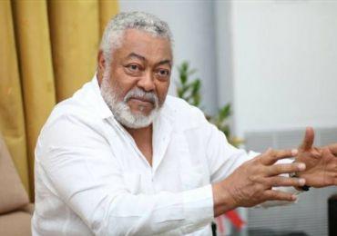 BREAKING NEWS: EX GHANAIAN PRESIDENT JERRY RAWLINGS IS DEAD