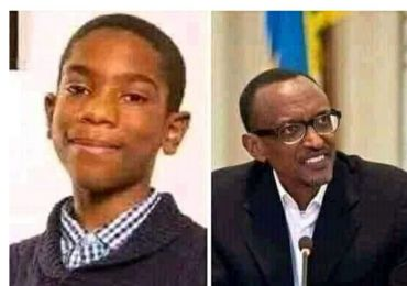 19 YEAR OLD APPOINTED MINISTER IN RWANDA